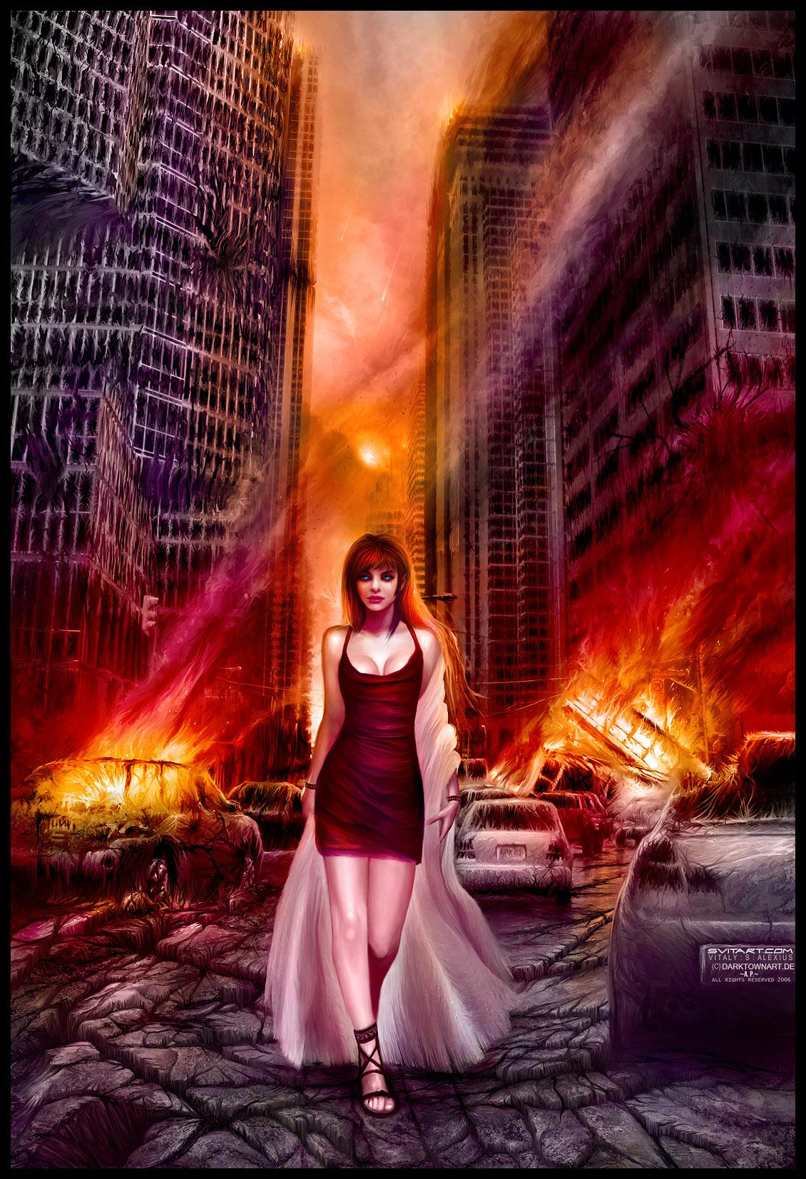 Darktown By Alexiuss On Deviantart