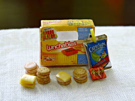Lunchables by minivenger