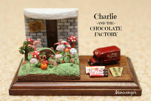 Charlie and the Chocolate Factory by minivenger
