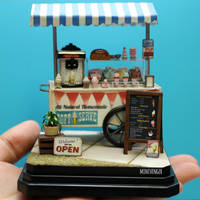 1:24 Ice Cream Cart