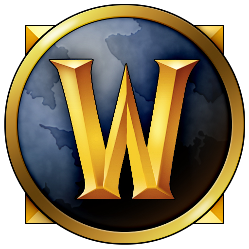 Official WoW Icon by Benashvili on DeviantArt