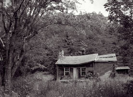 Old Shack by DrivenSphere