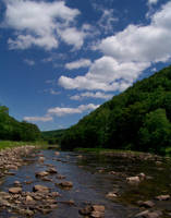Green Bank River by DrivenSphere