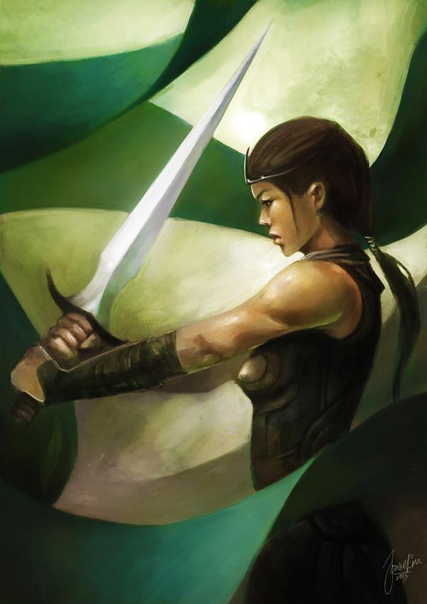 Mr. Sword? by JowieL