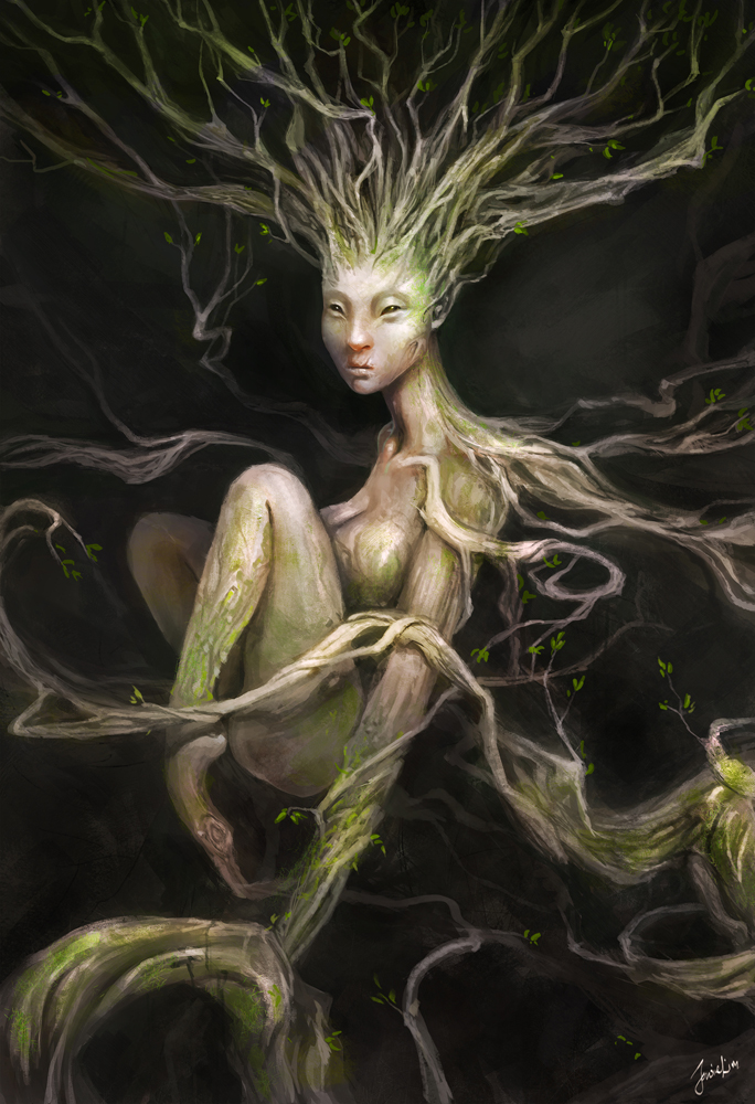 Mother of Cordyceps by JowieL