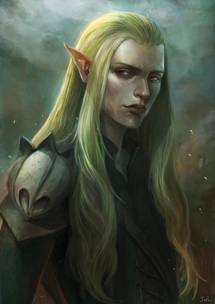Elven Prince by JowieL