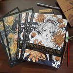 Colouring Book : Friends of Nature ( NOW IN STORE) by JowieLimArt