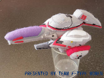 R-99 last dancer Plush toy by teamF-TYPEmomen
