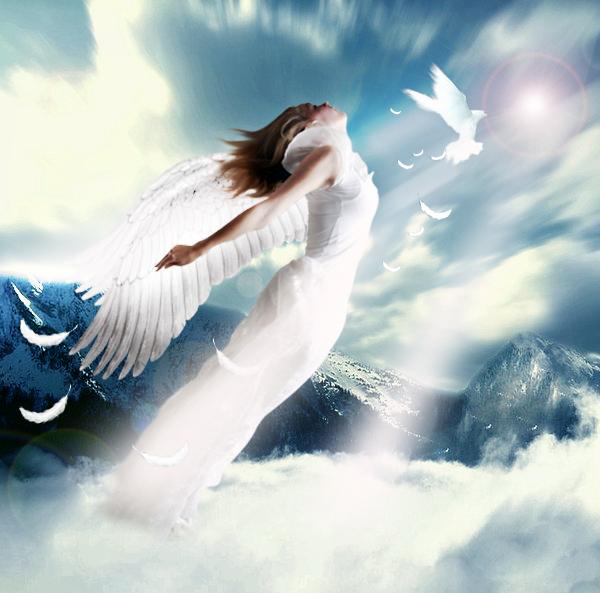 Holy Spirit by jcdll