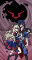 Akito and Layla - SpiralCris Version by SPIRALCRIS