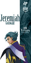 Jeremiah 10th Geass Anniversary by SPIRALCRIS