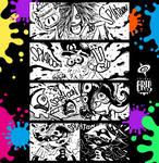 Splatoon Miiverse Art 4