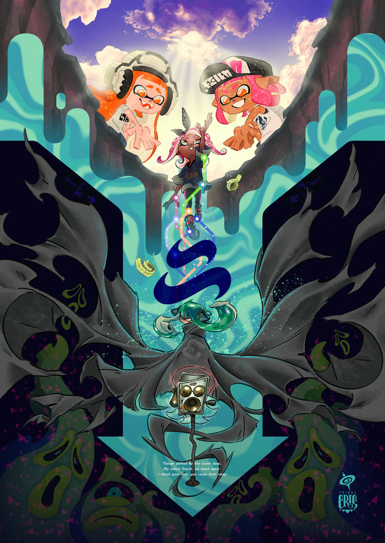 OCTO FREE by SPIRALCRIS
