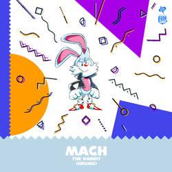 THE RED KICKS - MACH the Rabbit