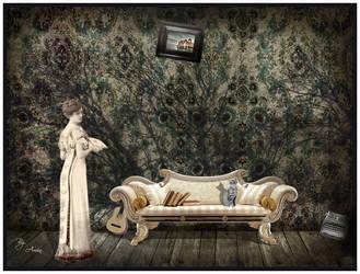 dark room by amincreations