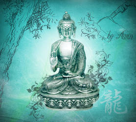 inspired by buddha