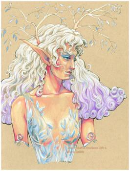 pastel elf