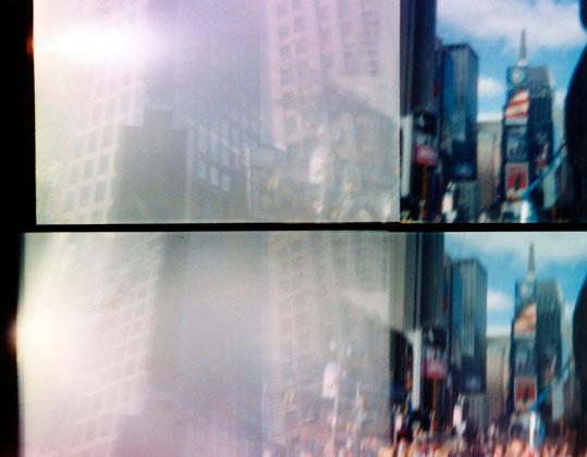 Lomo - Times Square by theshoyshoyboy