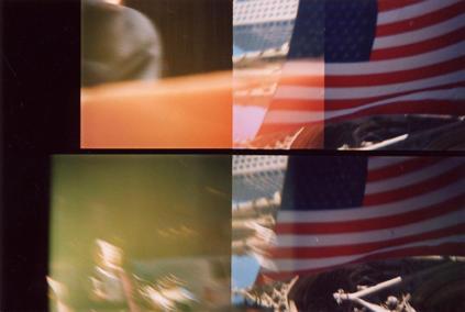 Lomo - Stars and Stripes by theshoyshoyboy