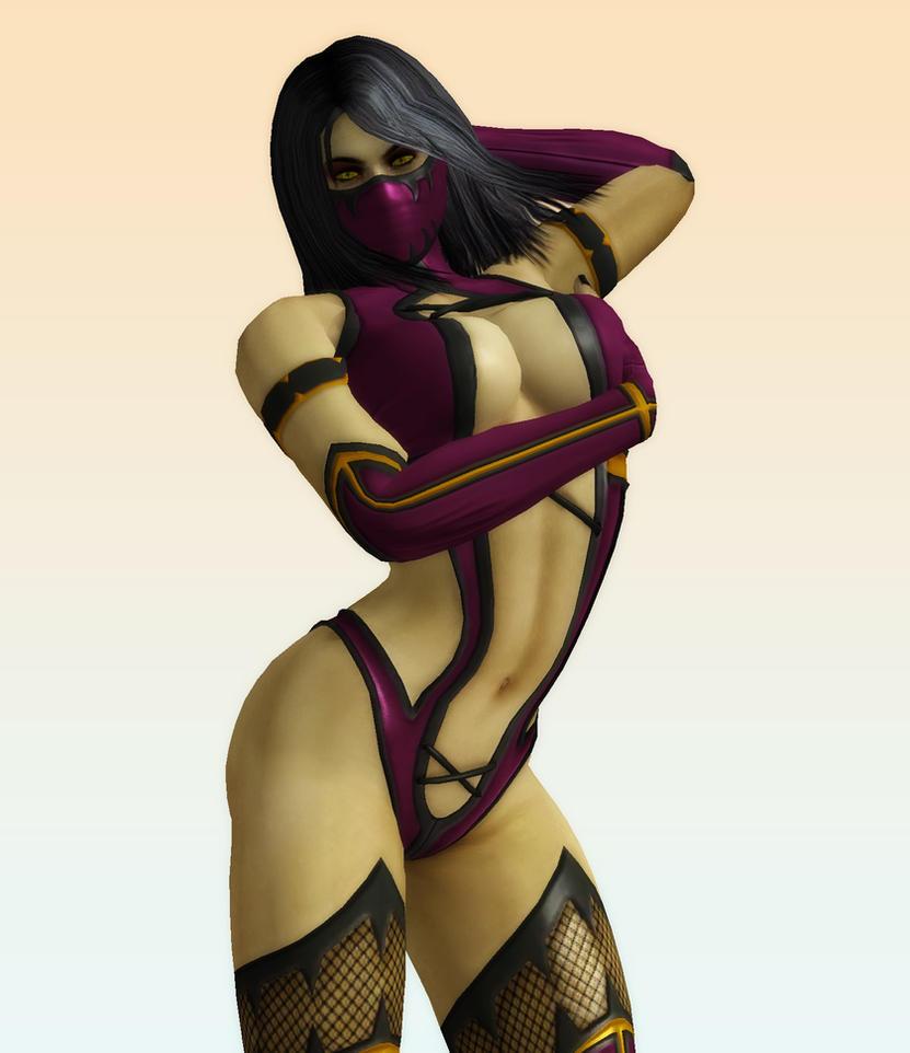 Sensual Milly by Utopian-MK