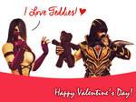 Wanna be my Valentine?