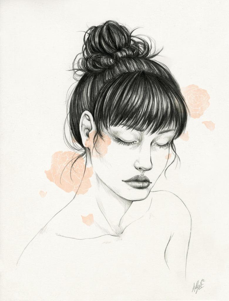 Peony by NaylaSmith