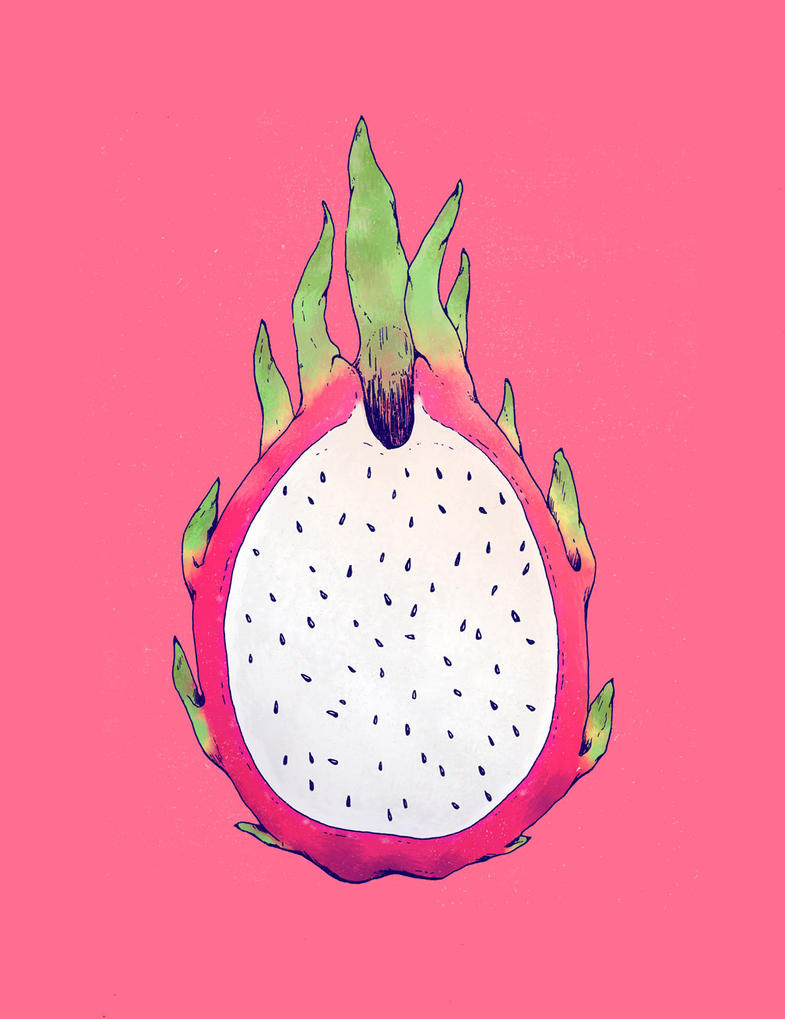 Dragonfruit by NaylaSmith