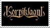 Korpiklaani Stamp by Aldaeld