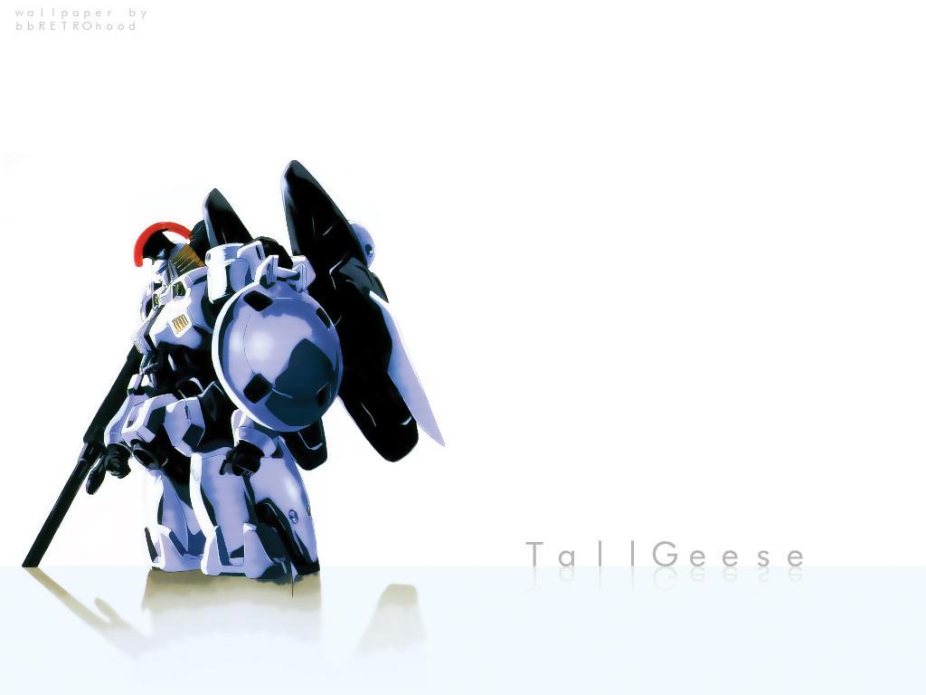 Tallgeese wallpaper by bbRETROhood Reanimate The Inner Gundam Inside You: 25+ Formidable Gundam Wallpaper Designs