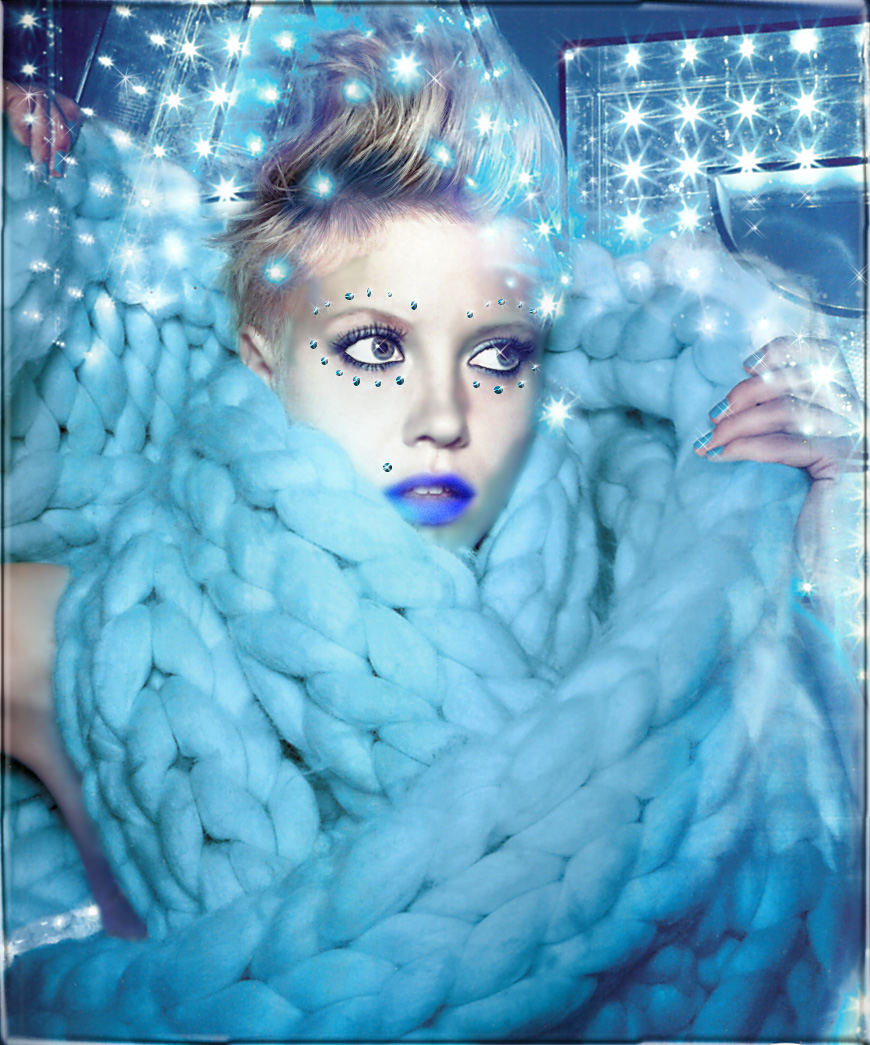 Feeling Blue by Alienette