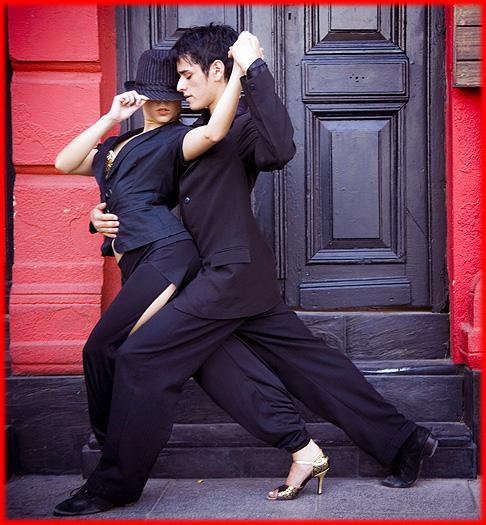 Tango by Alienette