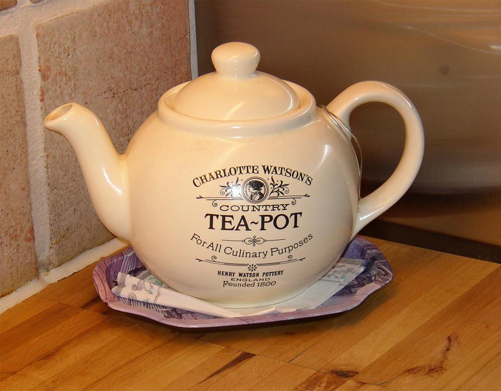 Teatime! by Alienette