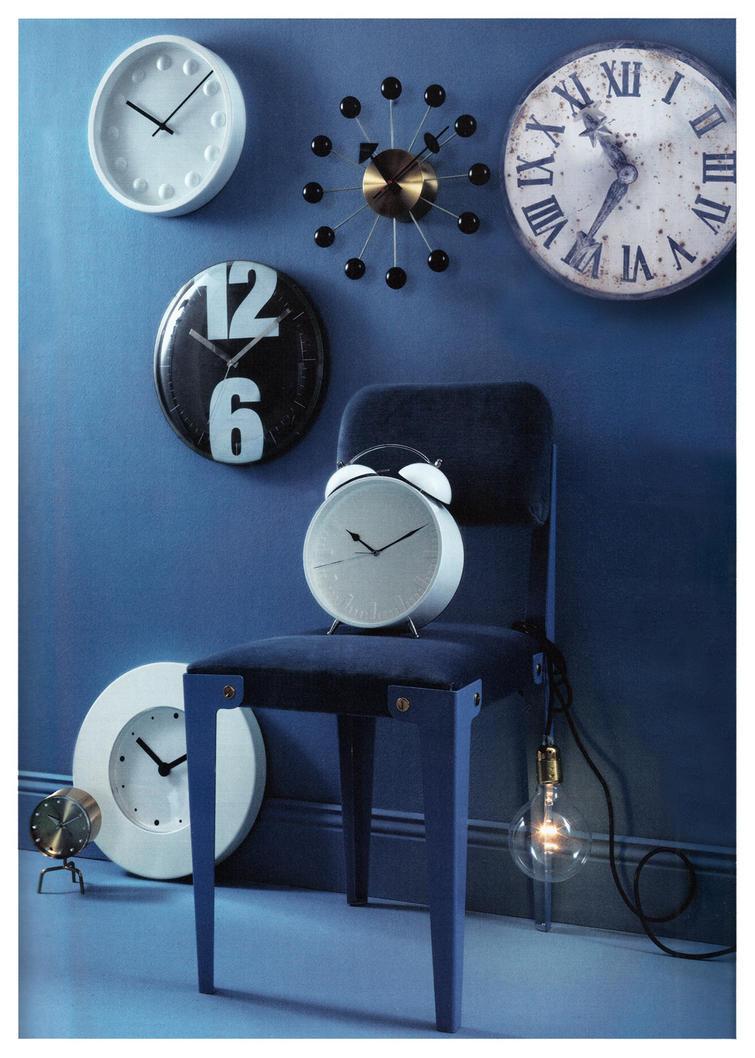 Blue Time by Alienette
