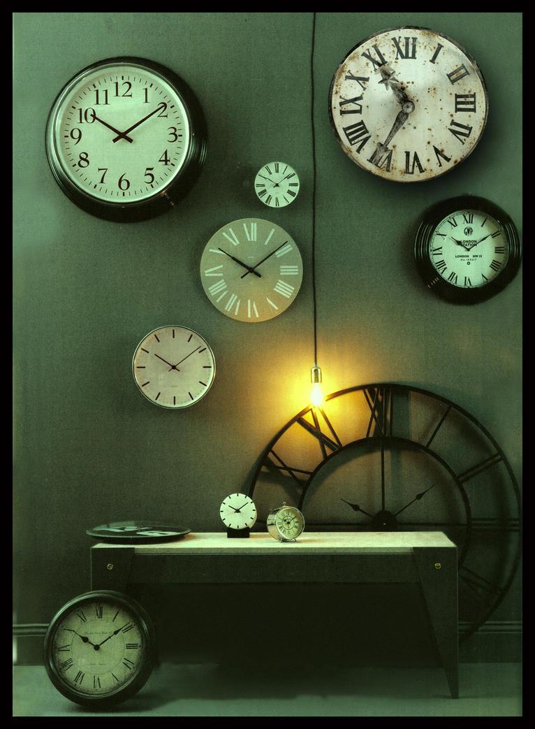 Green Time by Alienette