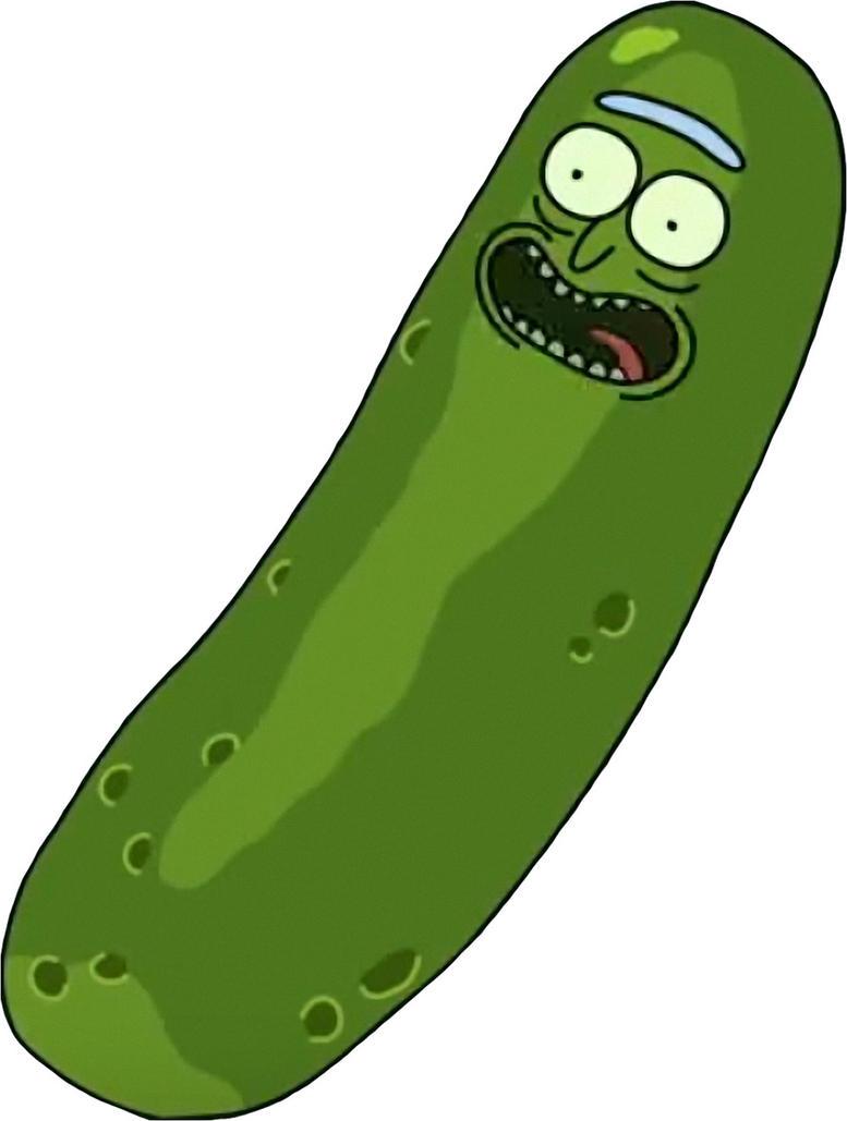 I'm Pickle Rick! by Alejandr01