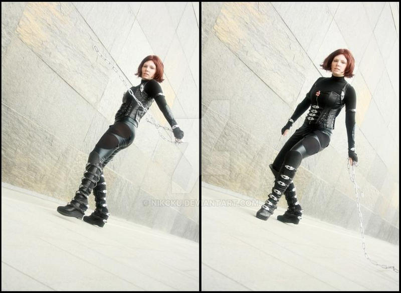 Alice Abernathy (Resident Evil Retribution) by NiKcKu