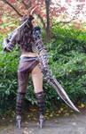 BrownLeaf, Castanic Warrior