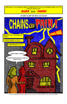 'Chains Of Pain' Page 1