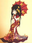 Paper Dolls- Chinese Girl