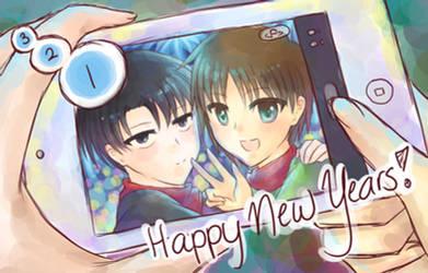 Happy New Years 2014