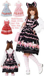 PMD Request: Bodyline dress