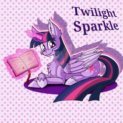 TWILIGHT SPARKLE by KitTheRedKitsune