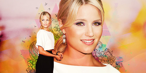 Dianna Agron Signature by foreverisforlosers
