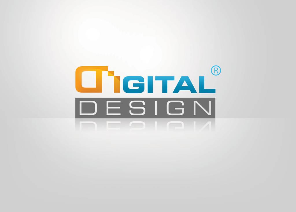 logo Digital Design me by aDeladv