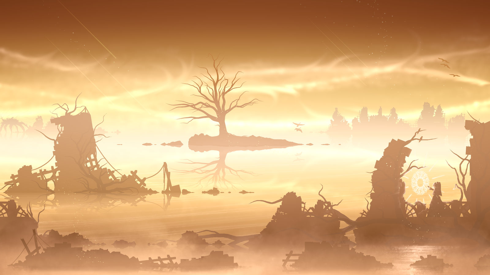 Fall, Kingdom of One.