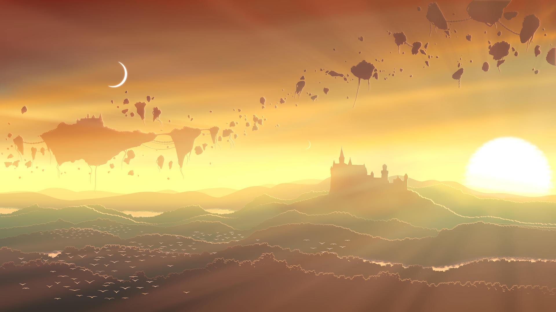 Deviant - art : une source d'inspiration pour nos univers ? - Page 3 Sunset_over_a_shattered_utopia__by_sevenics_ddm1bg8-fullview.jpg?token=eyJ0eXAiOiJKV1QiLCJhbGciOiJIUzI1NiJ9.eyJzdWIiOiJ1cm46YXBwOjdlMGQxODg5ODIyNjQzNzNhNWYwZDQxNWVhMGQyNmUwIiwiaXNzIjoidXJuOmFwcDo3ZTBkMTg4OTgyMjY0MzczYTVmMGQ0MTVlYTBkMjZlMCIsIm9iaiI6W1t7ImhlaWdodCI6Ijw9MTA4MCIsInBhdGgiOiJcL2ZcLzVhYjk0OWQ5LWQzNjUtNDlkMy05NTQ3LTg4NDU5M2UwYTM5ZVwvZGRtMWJnOC0zNTg1N2U4My1mOTQ1LTQ3MjAtODlhNi1hODNiYTkwZWUzOGIuanBnIiwid2lkdGgiOiI8PTE5MjAifV1dLCJhdWQiOlsidXJuOnNlcnZpY2U6aW1hZ2Uub3BlcmF0aW9ucyJdfQ