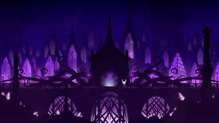 Hollow Knight - The Replaced City