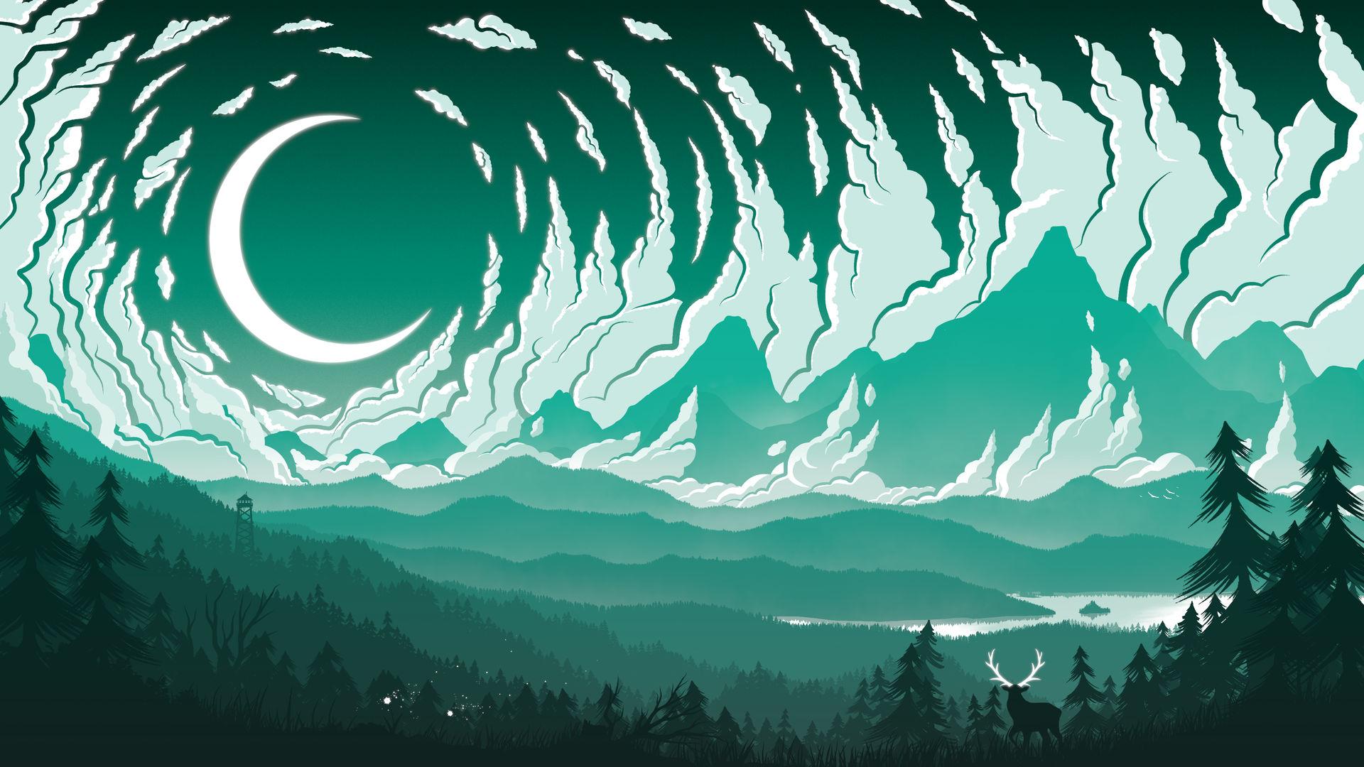 Deviant - art : une source d'inspiration pour nos univers ? - Page 3 Land_of_the_pinecones_by_sevenics_deczk5x-fullview.jpg?token=eyJ0eXAiOiJKV1QiLCJhbGciOiJIUzI1NiJ9.eyJzdWIiOiJ1cm46YXBwOjdlMGQxODg5ODIyNjQzNzNhNWYwZDQxNWVhMGQyNmUwIiwiaXNzIjoidXJuOmFwcDo3ZTBkMTg4OTgyMjY0MzczYTVmMGQ0MTVlYTBkMjZlMCIsIm9iaiI6W1t7ImhlaWdodCI6Ijw9MTA4MCIsInBhdGgiOiJcL2ZcLzVhYjk0OWQ5LWQzNjUtNDlkMy05NTQ3LTg4NDU5M2UwYTM5ZVwvZGVjems1eC03ODhiMjgzMS0xNmRjLTRiZmItOTdiZC1iNDM4YjRjMGYyYjUucG5nIiwid2lkdGgiOiI8PTE5MjAifV1dLCJhdWQiOlsidXJuOnNlcnZpY2U6aW1hZ2Uub3BlcmF0aW9ucyJdfQ