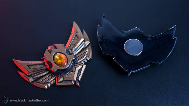 League of Legends Bronze Badge Magnet