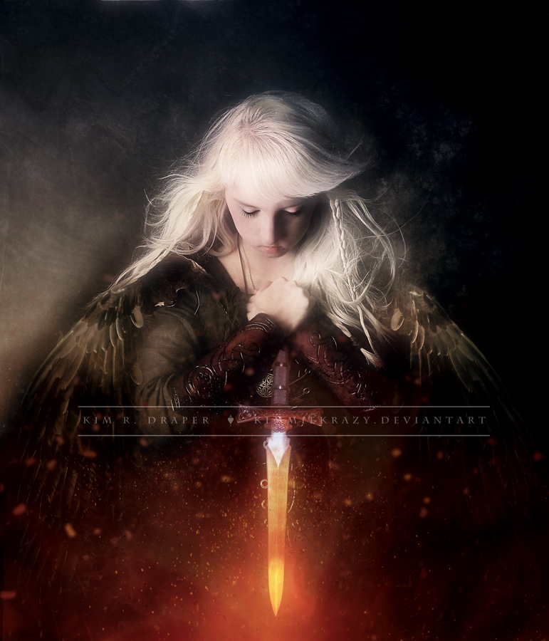 Shieldmaiden by KimmieKrazy